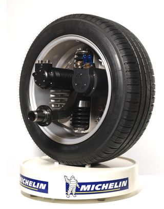 Колесо-мотор Michelin Active Wheel