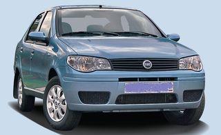 Отзывы о Fiat Albea