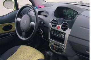 Торпедо Chevrolet Spark – отзыв