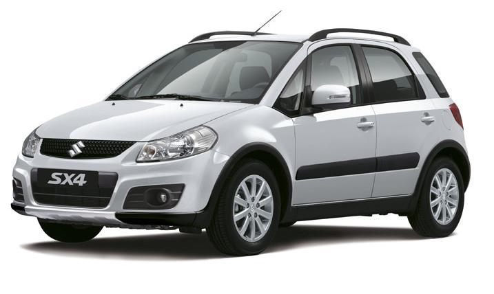 Suzuki SX4 (������ SX4) | ����������� ����� Suzuki (������ ...