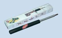 Тест передних газовых амортизаторов для автомобилей ВАЗ десятого семейства с участием Bilstein, Sachs, Monroe, KYB-Kayaba, СААЗ, Plaza, Delphi