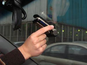 Все ходы записаны на автомобильный видеорегистратор - лучшие продукты